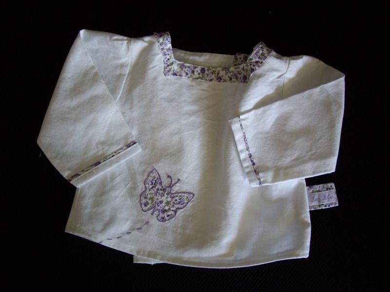 Quelques bouts de tissus, de petits points, un bon modèle et surtout de l'imagination !