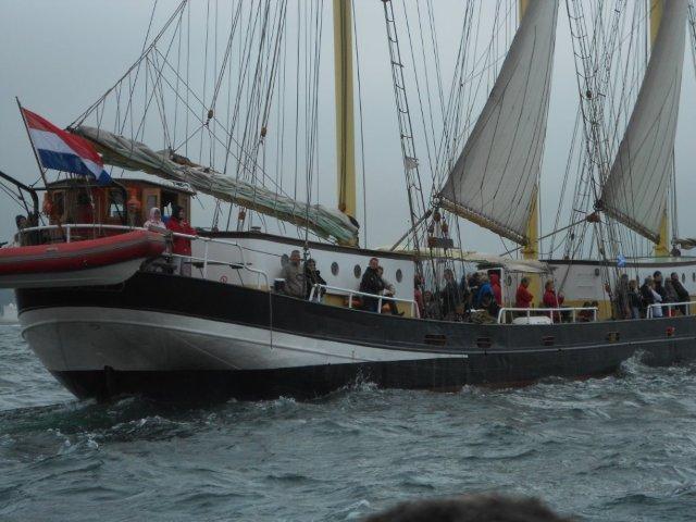 Reportage photo réalisé par Skrijadenn en v'yage su la mé pour Brest 2012