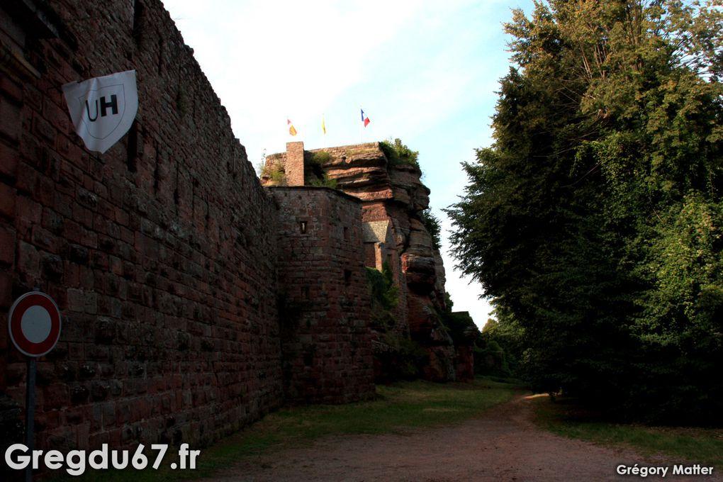 Album - Le Château du Haut-Barr