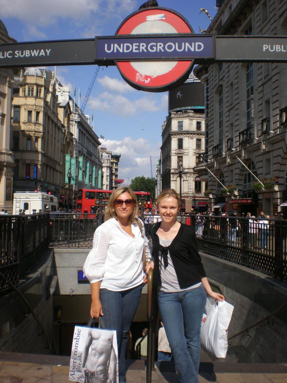 Album - Marion et Julie à Londres