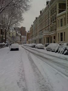 Album - Snowy London