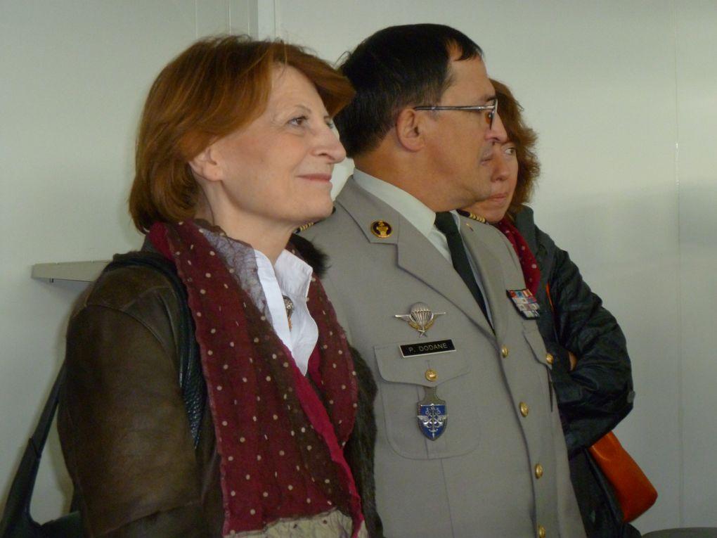 Journées du Trinôme académique des lundi 8 et mardi 9 novembre 2010