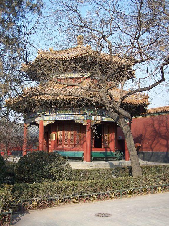 Pékin, X'ian