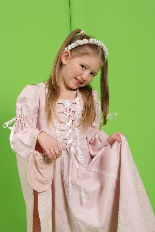 Une soixantaine de costumes, dès l'age de 1 an pour garçons et filles.