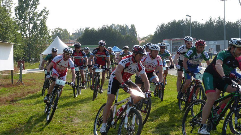 Trophée des clubs VTT 2014 - Vendée