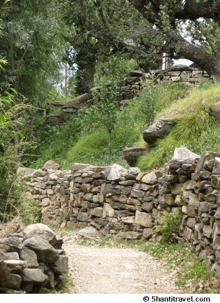 Quelques jours à Manali et dans le village de Vashisht.