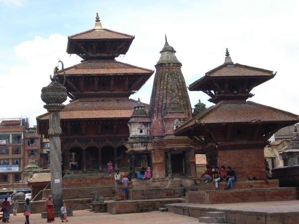 Visite de la capitale népalaise : Kathmandu