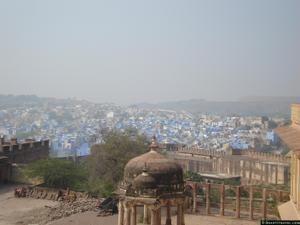 Laura nous raconte son voyage à Jodhpur (Rajasthan - Inde)