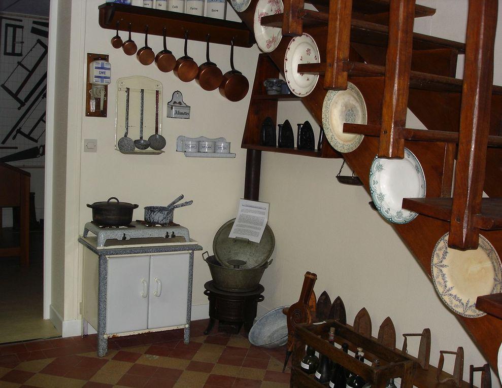 Album - Visite du Musée d'Histoire Locale de Villeparisis