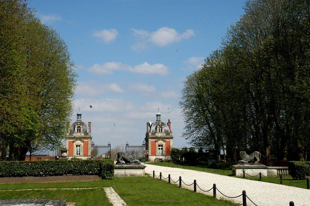 Album - Sortie du 10 avril 2010 au Château de Ferrière en Brie