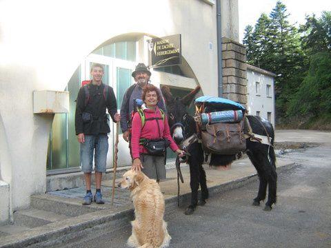 2011 - Chemin de Stevenson