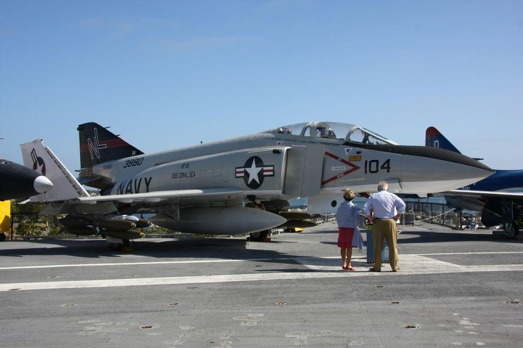 Visite du Midway, juillet 2009. Photos Jean-Michel MAUREL
