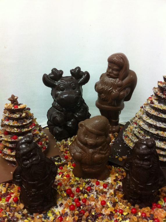 Un avant goût de nos chocolats