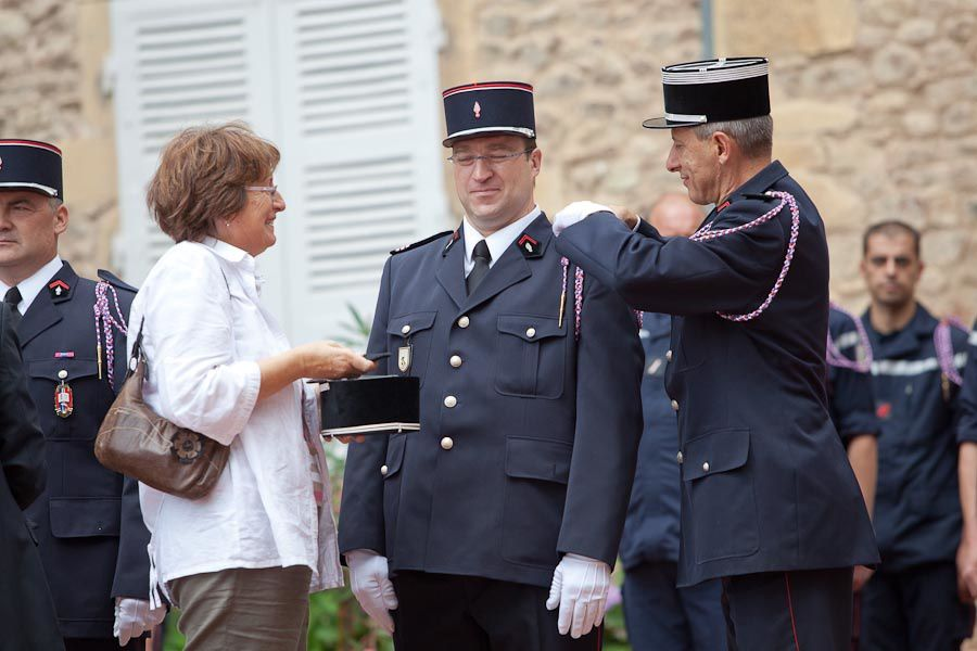 Album - Ceremonie 14 juillet 2011