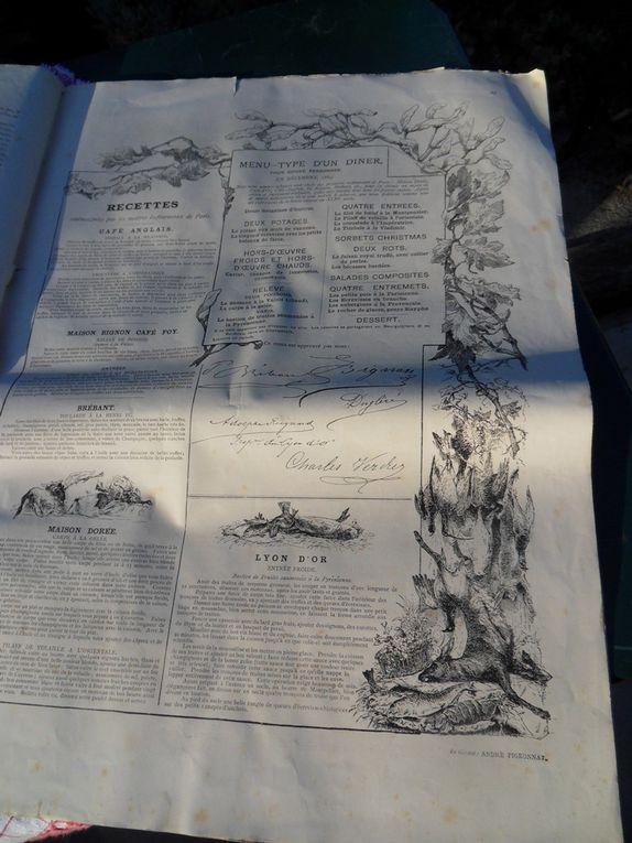 Lorsque les vieux journaux sont plus intéressants que ceux d'aujourd'hui ...