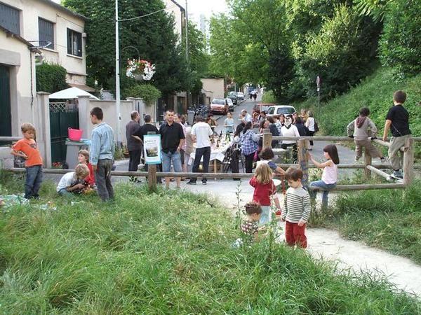 Album - 27 juin 2008 - repas organisé par &quot&#x3B;Les Amis de la ferme de Bagnolet&quot&#x3B;