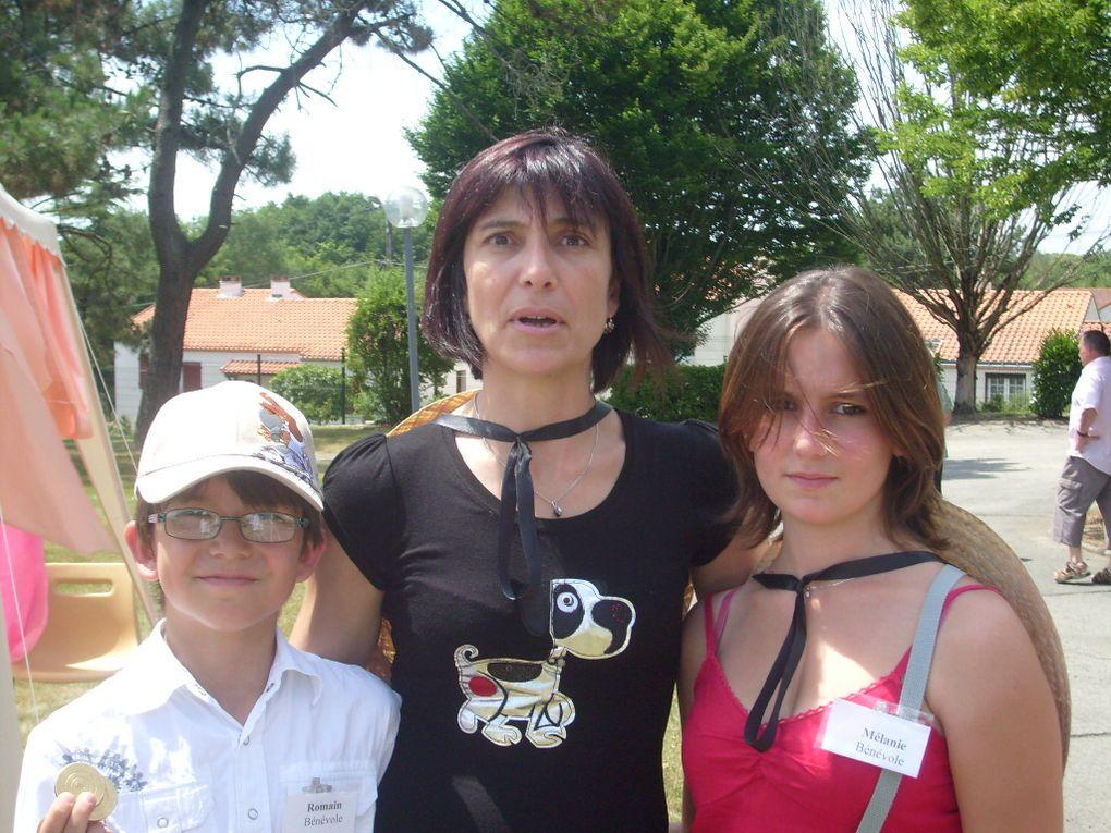 Album - gouter familial 28 juin 2009