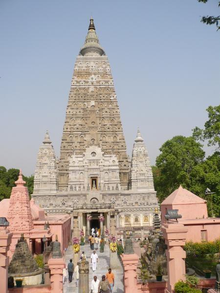 Du Taj Mahal à Bodhgaya