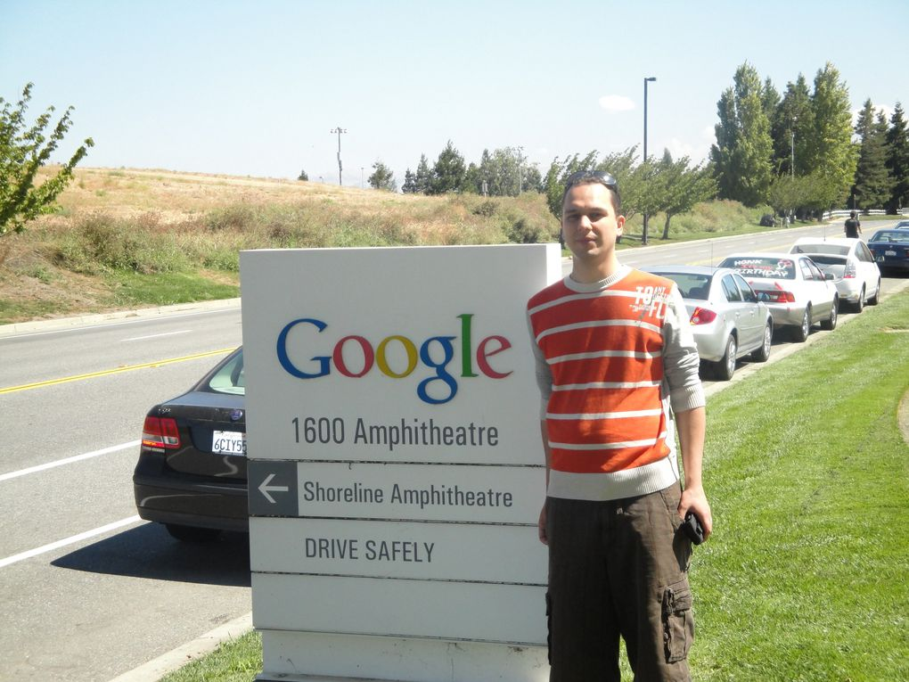 Petit voyage en Californie : Berkley, Google, Apple, Oracle et Sun.