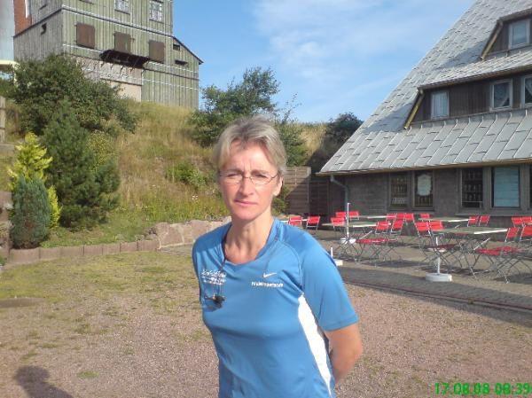Der Inselsberghalbmarathon am 17.08.08