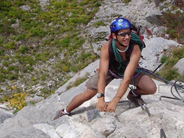 Toutes les photos de l'option montagne: randonnée glaciaire, via ferrata, cascade de glace, ski...