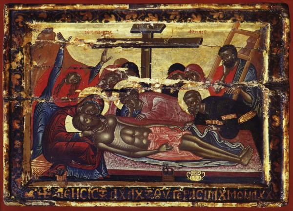 Album - 1. Icoane: Mantuitorul Iisus Hristos