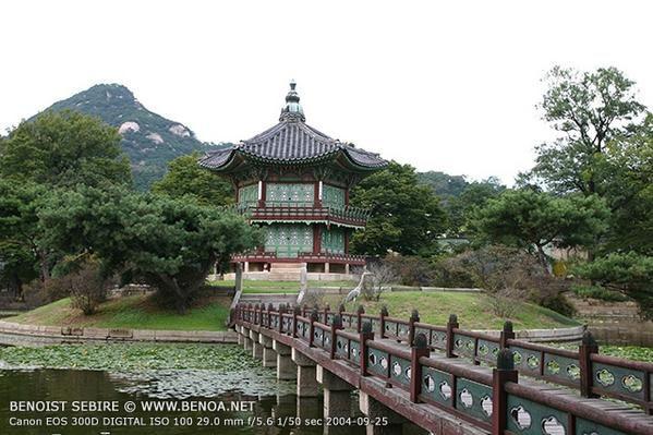 La découverte de la Corée en photos