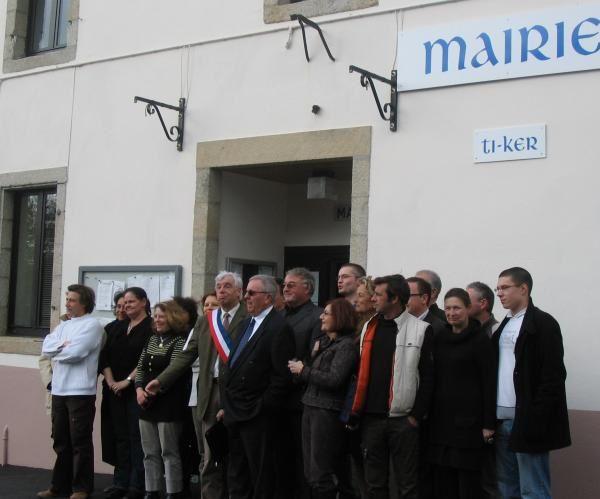 Premier conseil municipal de la mandature avec élection du Maire, des adjoints et des commissions