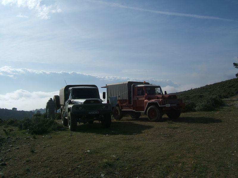 Voyage en Espagne en ACMAT avril 2013.