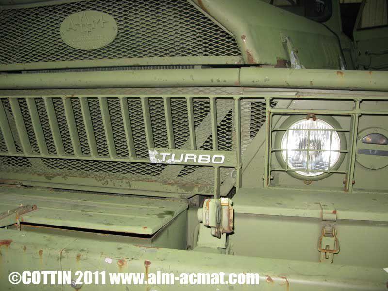 ALM ACMAT VLRA TPK 635 TSR de Bruno