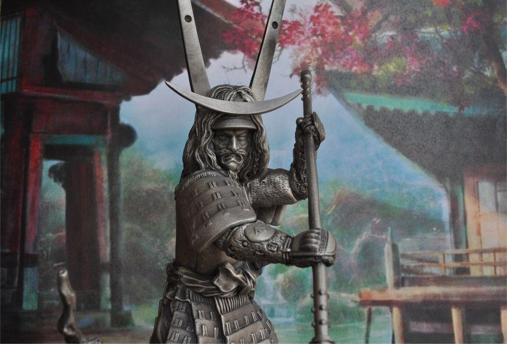 Album - Ma-Collection---Samourai
