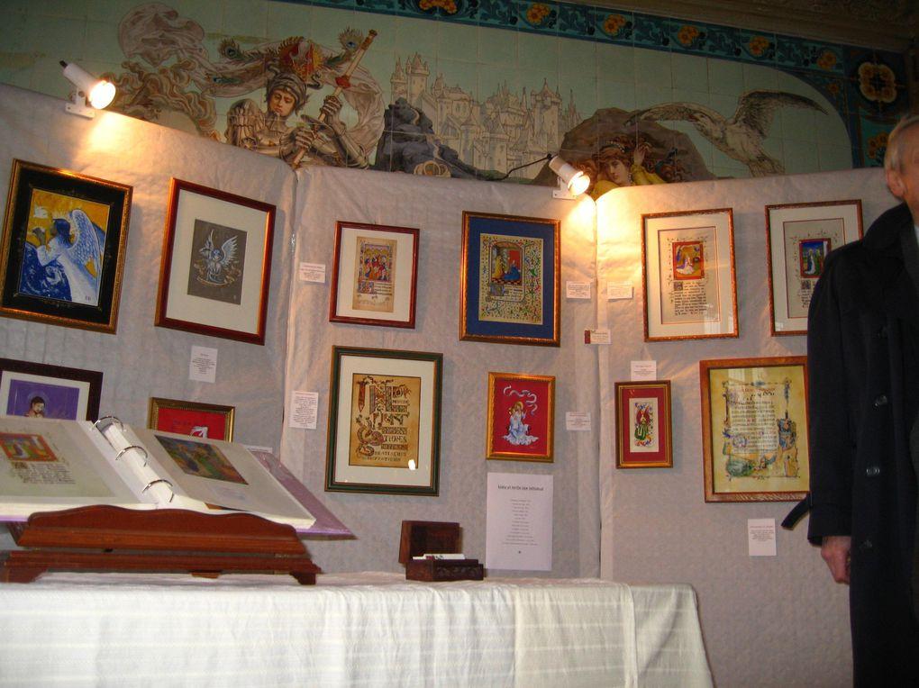 Exposition à Linas en fevrier.A Rocquencourt en avril, aux ateliers portes ouvertes des ateliers d'artistes à Chatou, à Carrefour Montesson en octobre, aux peintres de Montesson en novembre.