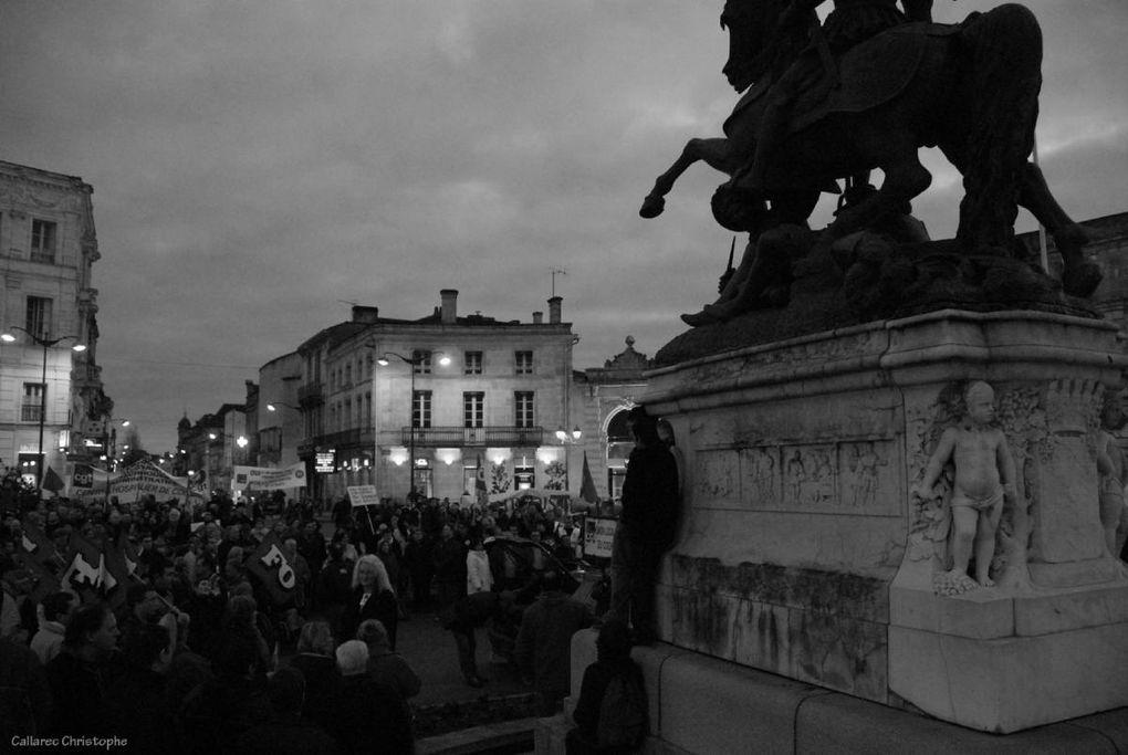 Album - Manif Angouleme et Cognac 29.01.09