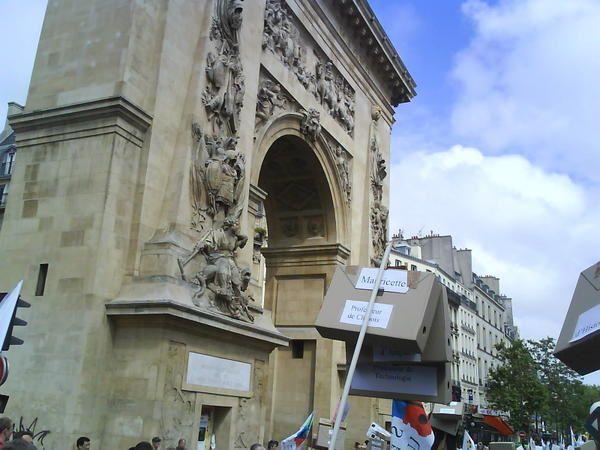 Manifestation du dimanche 18 mai à Paris.
