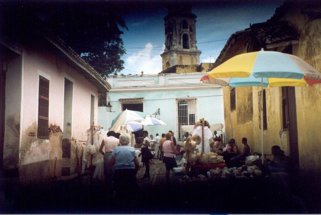 Traversée de Cuba en 3 semaines.Havane, Pinar del Rio, puis descente sur la Havane par les site réputé et enfin Guardalavaca et ses environs