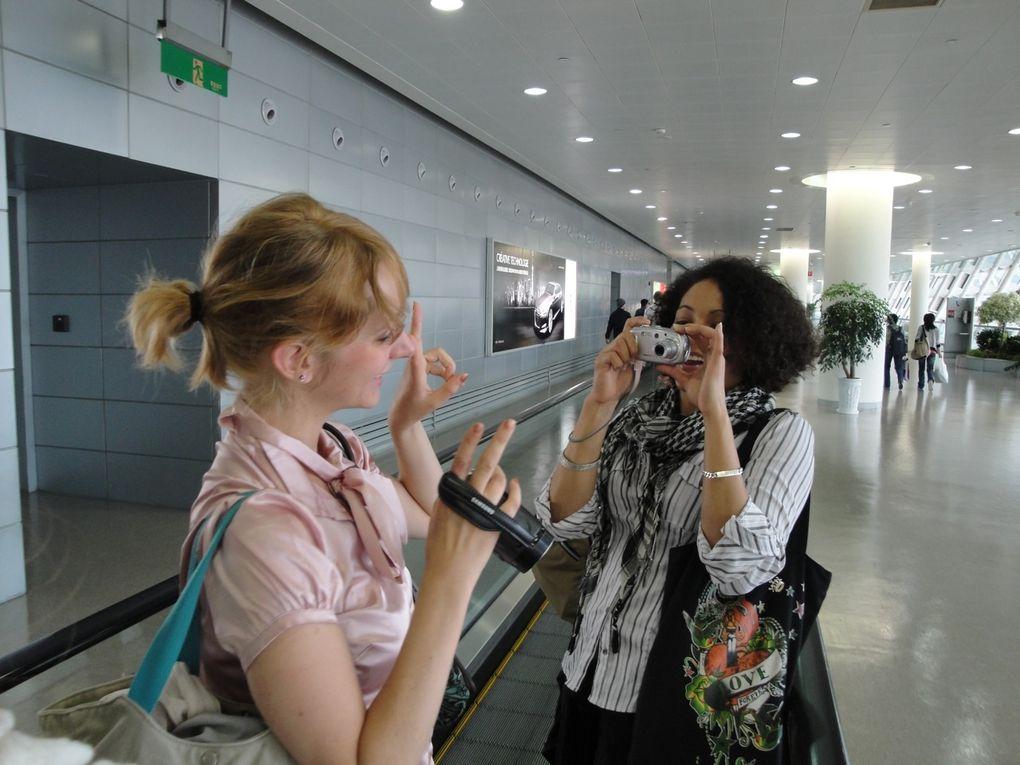 """Quelques photo de type """"touriste"""" que j'ai prises pendant mon voyage de juin 2010."""