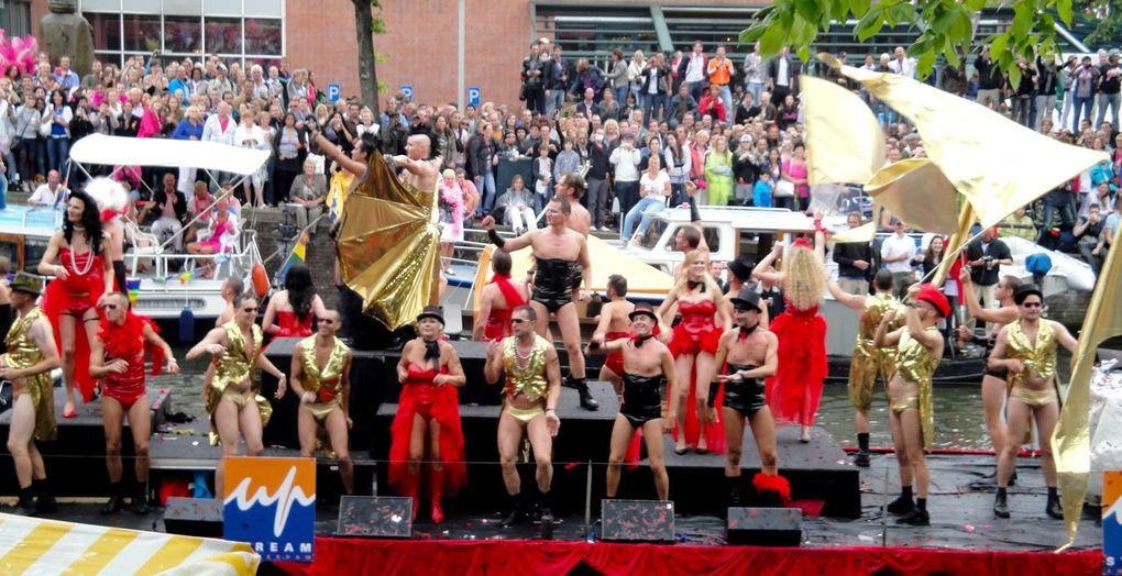 Album - Gay Pride d'Amsterdam 2010