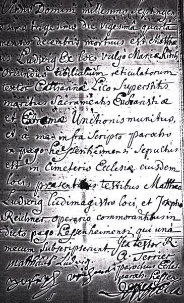 avec l'aide des Archives départementales du Bas-Rhin