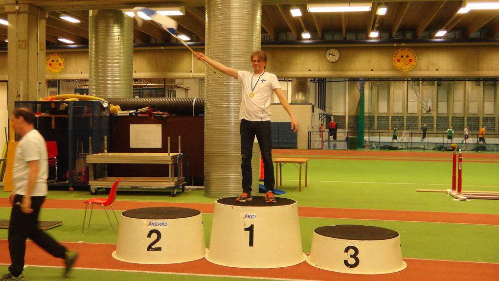 2nd IAUM Indoor World Championships