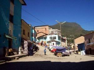 Mes voyages en Argentine et Bolivie.