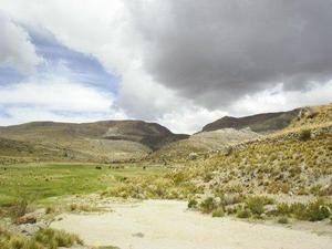 Mes voyages à Laguna Blanca et en Bolivie.