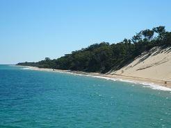 Mon petit week end de 3 jours sur l'île de Moreton