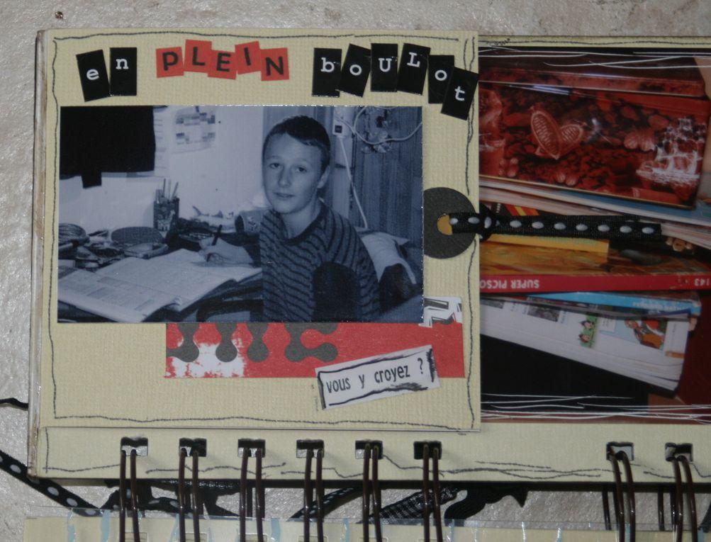Album - adolescence-sylvain-2009