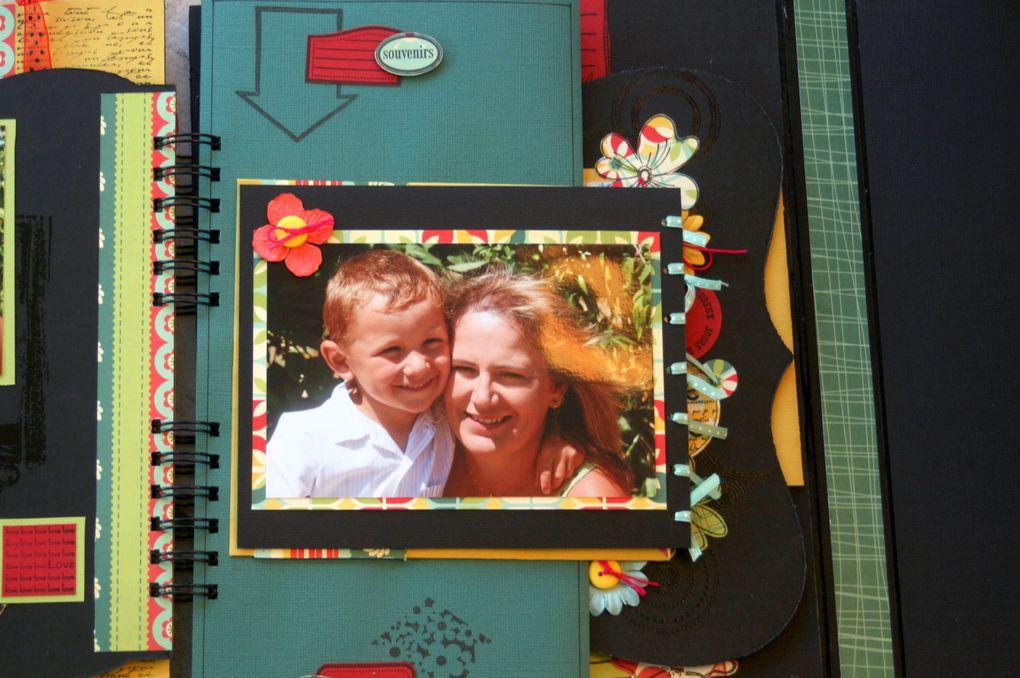 Album - bonheur en famille