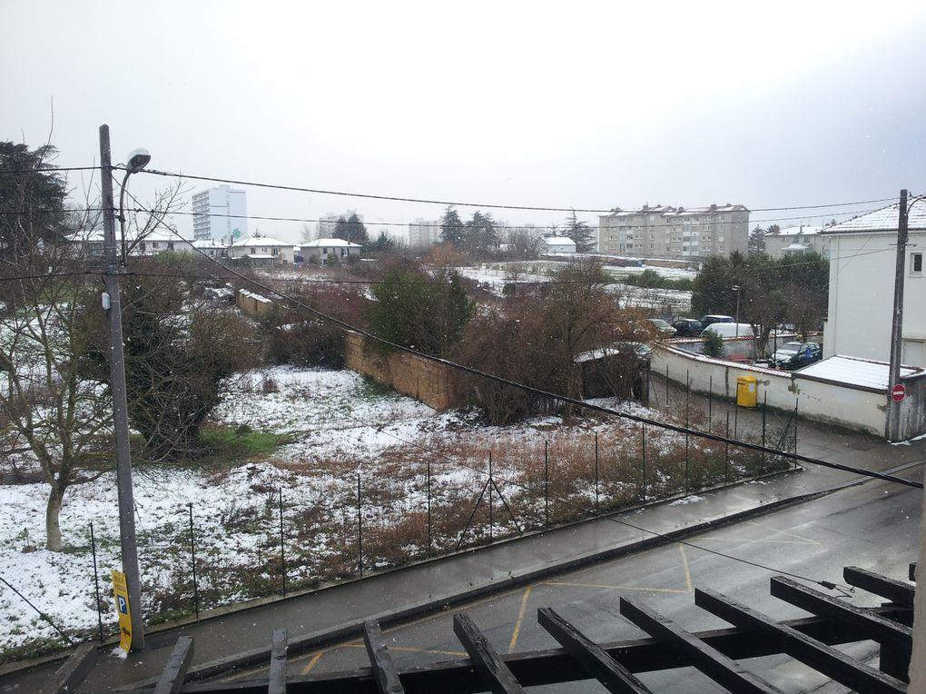 voici la neige a rillieux