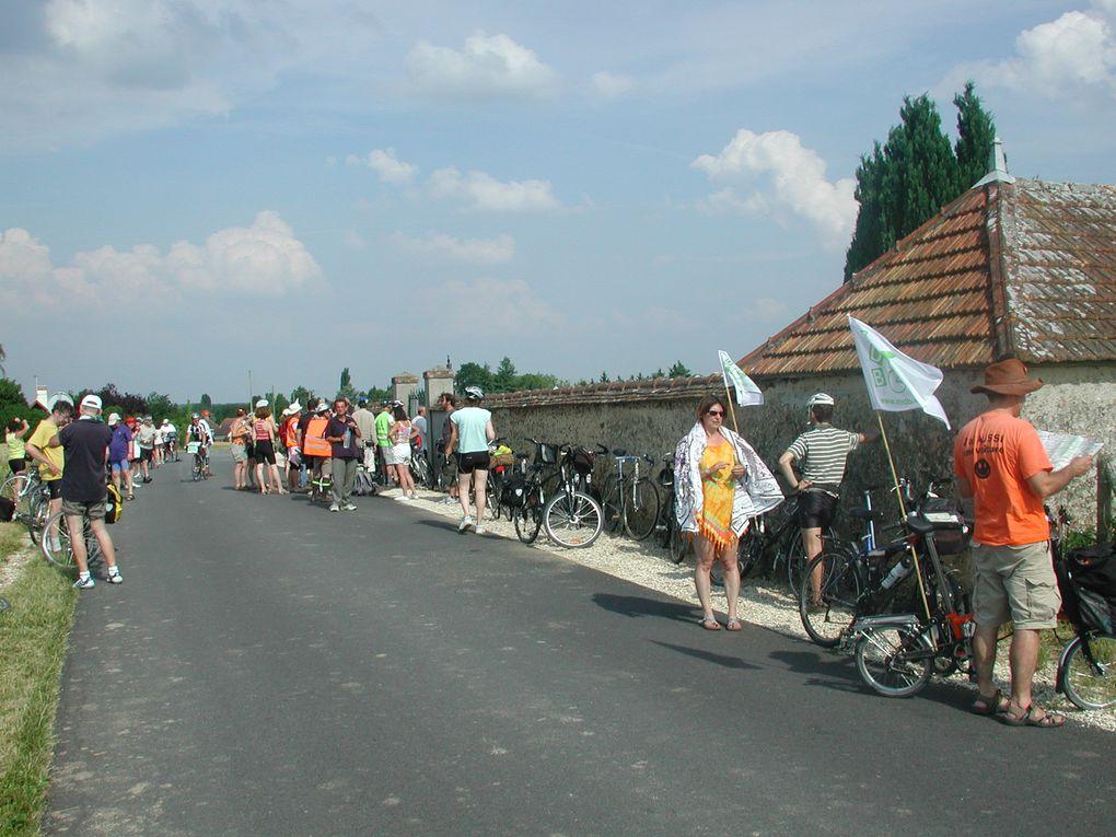 Dix kilomètres heureCent kilomètres dans l'Eure