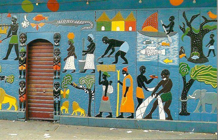 Recettes et Afrique