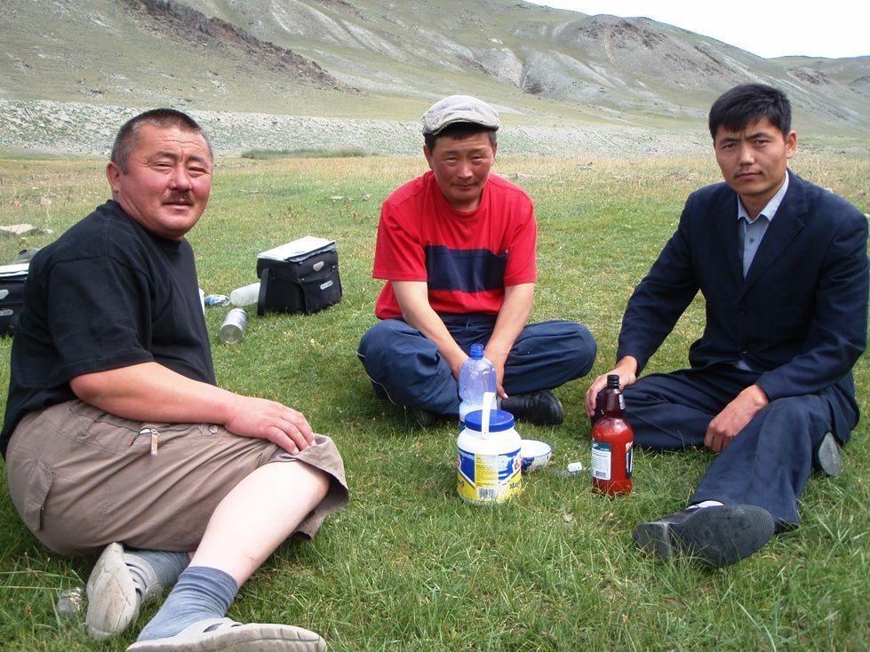 Album - 19 - Mongolie
