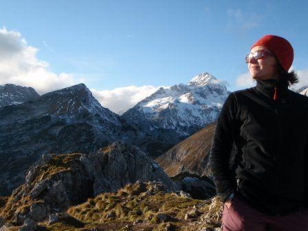 4 jours de randonnees dans les Alpes juliennes - le massif du Triglav