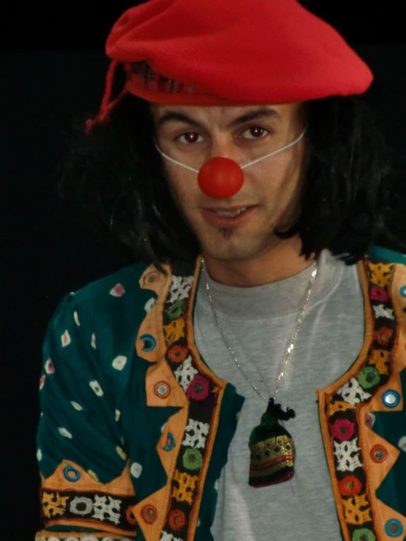 "STAGE CLOWN INTERCULTUREL A ESSAOUIRA JUILLET 2010 ""A LA ENCONTRE DE SON PROPRE CLOWN"""
